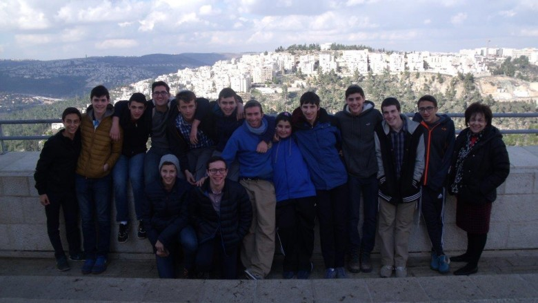 Israel Exchange Program-MTA @ Makor--Dec 30,2015 001